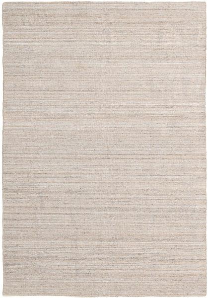 Ulkomatto Petra - Beige_Mix Matto 160X230 Moderni Käsinkudottu Vaaleanharmaa/Valkoinen/Creme ( Intia)