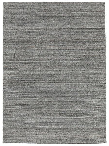 Ulkomatto Petra - Dark_Mix Matto 160X230 Moderni Käsinkudottu Tummanharmaa/Vaaleansininen ( Intia)