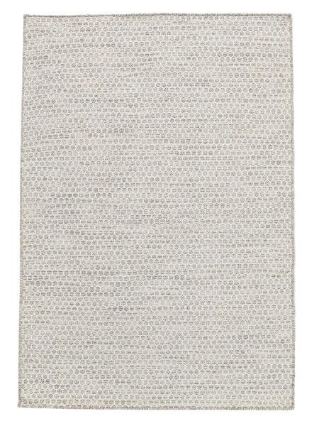 Kelim Honey Comb - Beige Matto 120X180 Moderni Käsinkudottu Beige/Valkoinen/Creme (Villa, Intia)