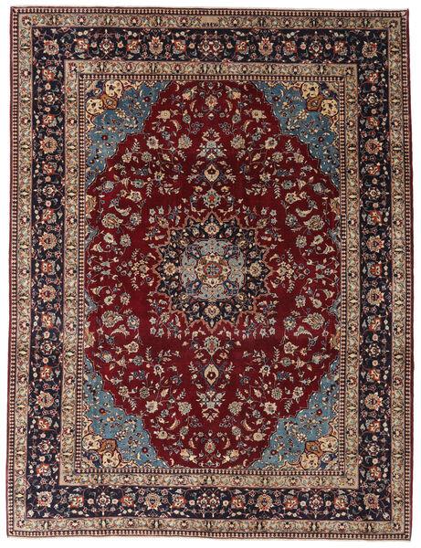Kashmar Patina Matto 254X335 Itämainen Käsinsolmittu Tummanpunainen/Tummanruskea Isot (Villa, Persia/Iran)
