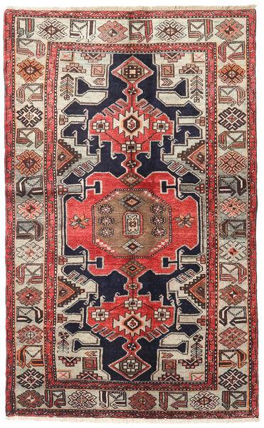 Tarom Matto 125X204 Itämainen Käsinsolmittu Vaaleanharmaa/Tummanruskea (Villa, Persia/Iran)