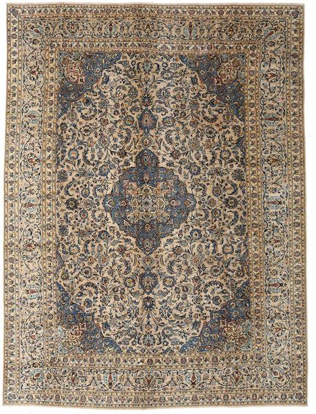 Kashmar Patina Matto 290X390 Itämainen Käsinsolmittu Tummanharmaa/Vaaleanruskea Isot (Villa, Persia/Iran)