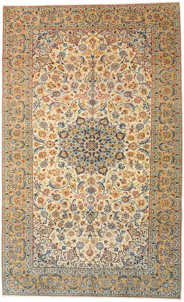 Najafabad Patina Matto 300X488 Itämainen Käsinsolmittu Tummanbeige/Tummanharmaa Isot (Villa, Persia/Iran)