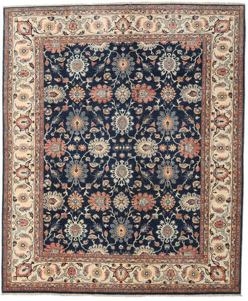 Ziegler Matto 238X288 Itämainen Käsinsolmittu Tummansininen/Tummanharmaa (Villa, Afganistan)