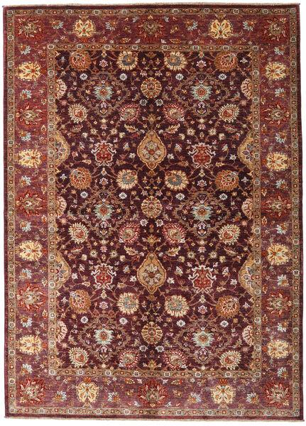 Ziegler Ariana Matto 173X242 Itämainen Käsinsolmittu Tummanpunainen/Ruskea (Villa, Afganistan)