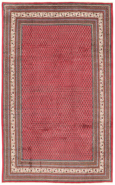 Sarough Mir Matto 200X315 Itämainen Käsinsolmittu (Villa, Persia/Iran)