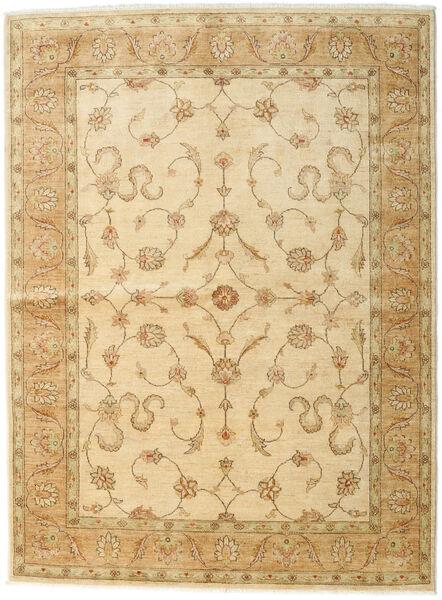 Ziegler Matto 171X230 Itämainen Käsinsolmittu Vaaleanruskea/Tummanbeige/Beige (Villa, Pakistan)