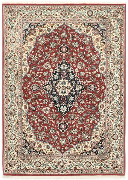 Ilam Sherkat Farsh Matto 106X146 Itämainen Käsinsolmittu Tummanpunainen/Tummanharmaa (Villa, Persia/Iran)