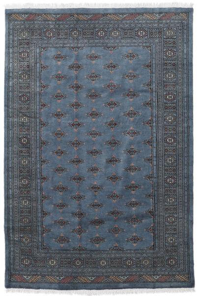 Pakistan Bokhara 3Ply Matto 169X250 Itämainen Käsinsolmittu Tummanharmaa/Sininen (Villa, Pakistan)