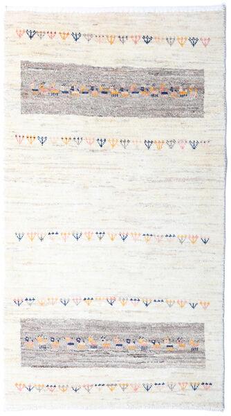 Loribaft Persia Matto 80X144 Moderni Käsinsolmittu Beige/Valkoinen/Creme (Villa, Persia/Iran)