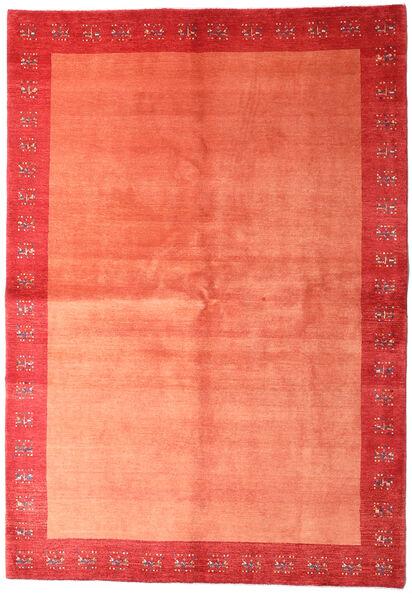 Loribaft Persia Matto 170X243 Moderni Käsinsolmittu Punainen/Vaaleanpunainen (Villa, Persia/Iran)
