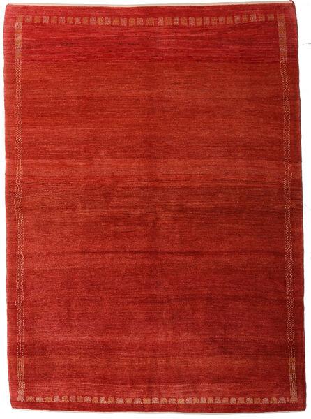Loribaft Persia Matto 165X224 Moderni Käsinsolmittu Ruoste/Tummanpunainen (Villa, Persia/Iran)