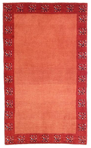 Loribaft Persia Matto 82X137 Moderni Käsinsolmittu Oranssi/Ruoste (Villa, Persia/Iran)