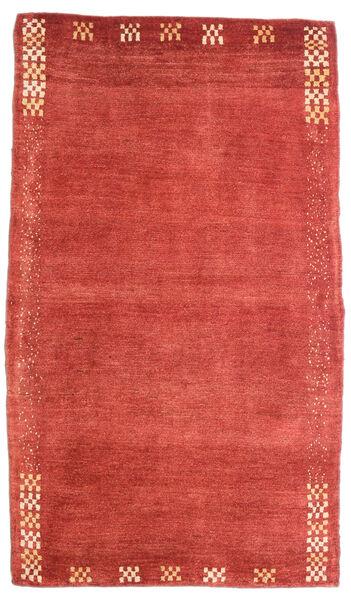 Loribaft Persia Matto 74X130 Moderni Käsinsolmittu Ruoste/Punainen (Villa, Persia/Iran)