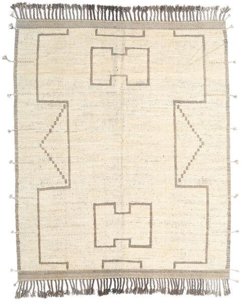 Moroccan Berber - Afghanistan Matto 251X300 Moderni Käsinsolmittu Beige/Vaaleanharmaa Isot (Villa, Afganistan)