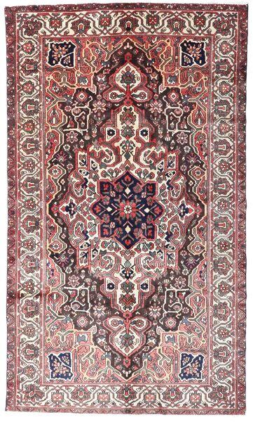 Bakhtiar Matto 160X276 Itämainen Käsinsolmittu Tummanruskea/Beige (Villa, Persia/Iran)