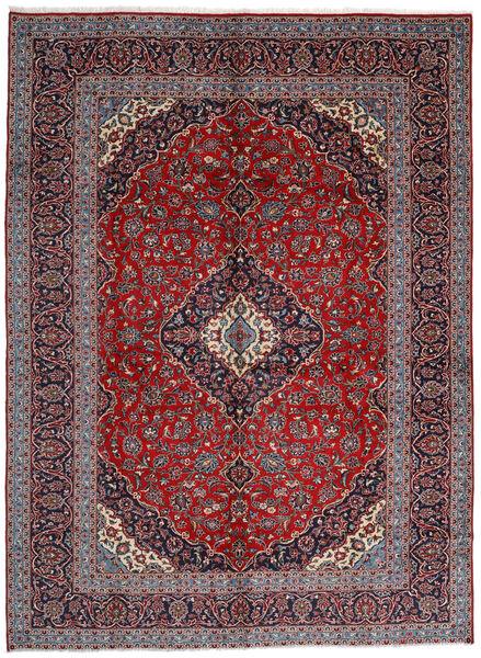 Keshan Matto 286X392 Itämainen Käsinsolmittu Tummanruskea/Tummanpunainen Isot (Villa, Persia/Iran)