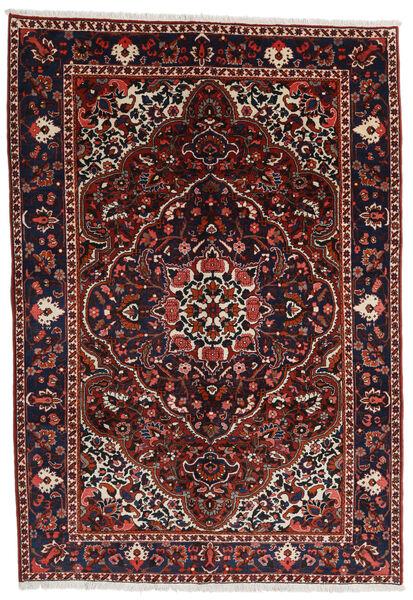 Bakhtiar Matto 205X298 Itämainen Käsinsolmittu Tummanpunainen/Tummanruskea (Villa, Persia/Iran)