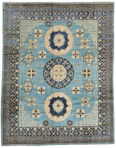 Ziegler Ariana Matto 243X310 Itämainen Käsinsolmittu Tummanharmaa/Tummanbeige (Villa, Afganistan)