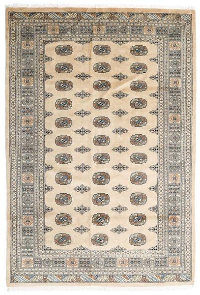 Pakistan Bokhara 2Ply Matto 172X252 Itämainen Käsinsolmittu Beige/Vaaleanharmaa (Villa, Pakistan)