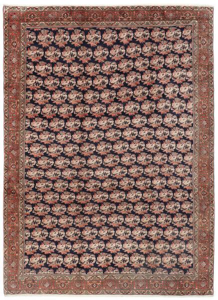 Bidjar Matto 254X343 Itämainen Käsinsolmittu Tummanpunainen/Ruskea Isot (Villa, Persia/Iran)
