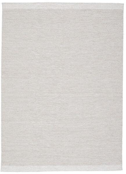 Serafina - Beige_Melange Matto 160X230 Moderni Käsinkudottu Vaaleanharmaa (Villa, Intia)