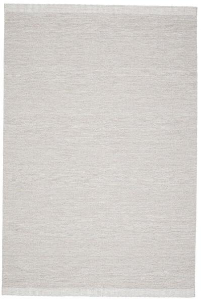 Serafina - Beige_Melange Matto 200X300 Moderni Käsinkudottu Vaaleanharmaa (Villa, Intia)