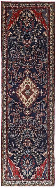 Mehraban Matto 77X280 Itämainen Käsinsolmittu Käytävämatto Tummanvioletti/Tummanruskea (Villa, Persia/Iran)