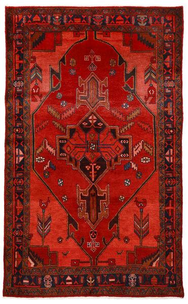 Koliai Matto 137X224 Itämainen Käsinsolmittu Ruoste/Punainen (Villa, Persia/Iran)