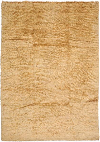 Moroccan Berber - Afghanistan Matto 205X295 Moderni Käsinsolmittu Keltainen/Beige (Villa, Afganistan)