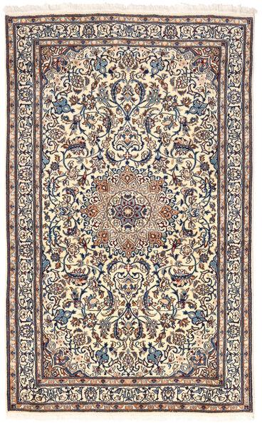 Nain Matto 155X255 Itämainen Käsinsolmittu Vaaleanharmaa/Tummanharmaa (Villa, Persia/Iran)