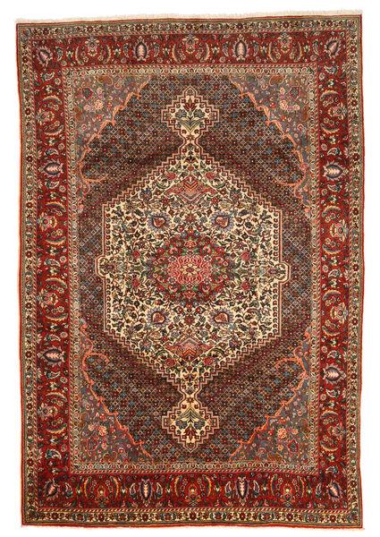 Bakhtiar Collectible Matto 215X315 Itämainen Käsinsolmittu Tummanruskea/Vaaleanruskea (Villa, Persia/Iran)
