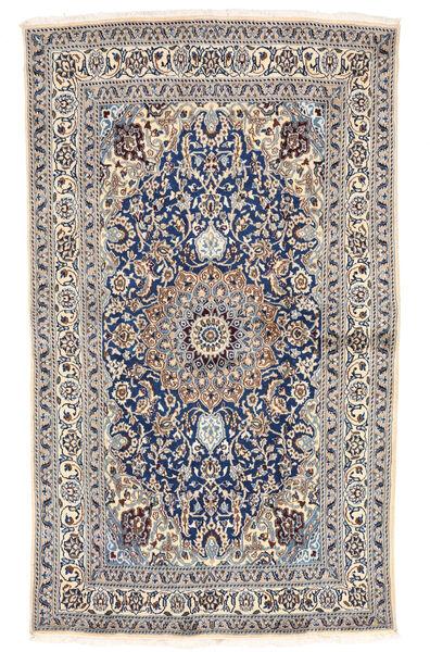Nain Matto 155X262 Itämainen Käsinsolmittu Vaaleanharmaa/Beige (Villa, Persia/Iran)