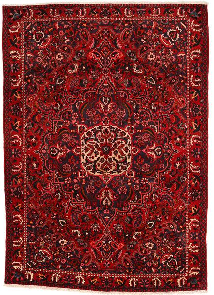 Bakhtiar Collectible Matto 215X295 Itämainen Käsinsolmittu Ruoste/Tummanruskea/Tummanpunainen (Villa, Persia/Iran)