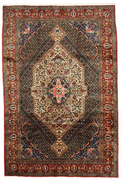 Bakhtiar Collectible Matto 202X302 Itämainen Käsinsolmittu Tummanruskea/Musta (Villa, Persia/Iran)