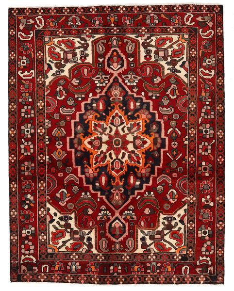 Bakhtiar Matto 154X198 Itämainen Käsinsolmittu Tummanpunainen (Villa, Persia/Iran)