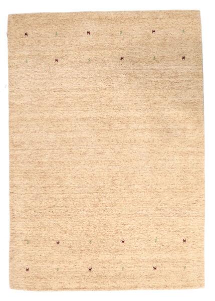 Loribaf Loom Matto 168X244 Moderni Käsinsolmittu Beige/Vaaleanruskea (Villa, Intia)