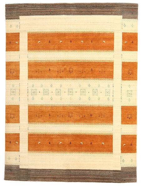 Loribaf Loom Matto 175X237 Moderni Käsinsolmittu Oranssi/Keltainen (Villa, Intia)
