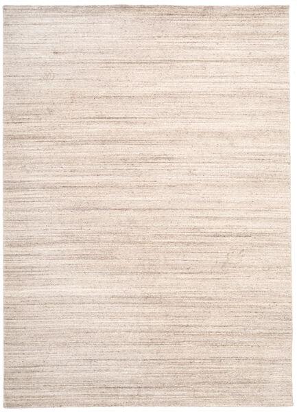 Mazic - Sand Matto 240X300 Moderni Valkoinen/Creme/Vaaleanharmaa (Villa, Intia)