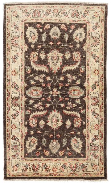 Ziegler Matto 86X154 Itämainen Käsinsolmittu Beige/Tummanruskea (Villa, Pakistan)