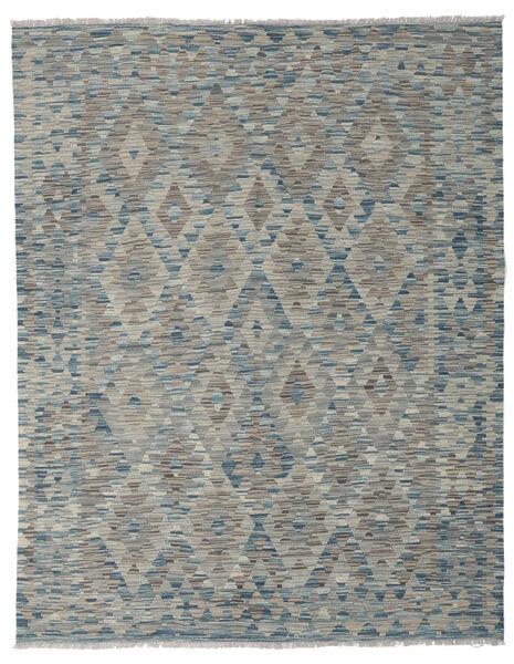 Kelim Afghan Old Style Matto 156X199 Itämainen Käsinkudottu Tummanharmaa/Vaaleanharmaa/Tumma Turkoosi (Villa, Afganistan)