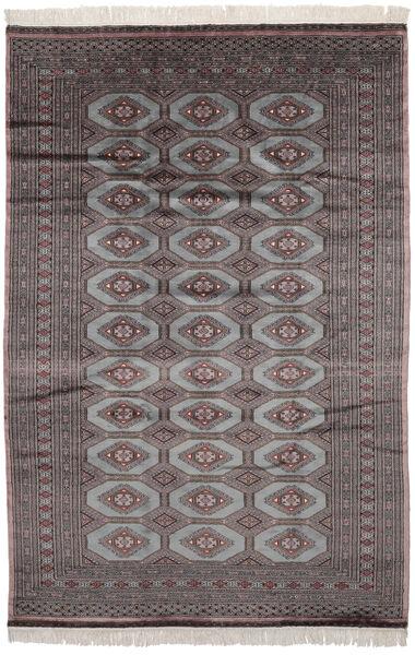 Pakistan Bokhara 2Ply Matto 184X274 Itämainen Käsinsolmittu Tummanruskea/Musta (Villa, Pakistan)