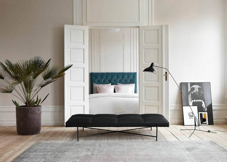 Ruskea / keltainen pitkulainen colored vintage - persien / iran - matto makuuhuone.