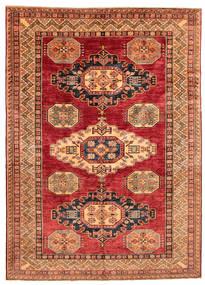 Kazak Matto 168X240 Itämainen Käsinsolmittu (Villa, Pakistan)