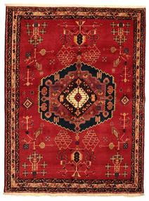Afshar Matto 176X232 Itämainen Käsinsolmittu (Villa, Persia/Iran)