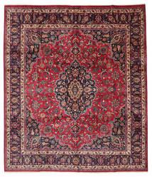 Mashad Allekirjoitettu: Maebodi Matto 303X360 Itämainen Käsinsolmittu Isot (Villa, Persia/Iran)
