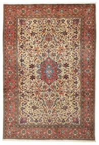 Sarough Sherkat Farsh Matto 200X291 Itämainen Käsinsolmittu (Villa, Persia/Iran)