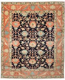 Heriz Matto 400X480 Itämainen Käsinsolmittu Isot (Villa, Persia/Iran)