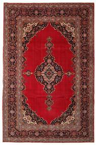 Keshan Patina Matto 240X374 Itämainen Käsinsolmittu Tummanpunainen/Tummanruskea (Villa, Persia/Iran)