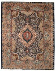 Kashmar Patina Matto 298X382 Itämainen Käsinsolmittu Isot (Villa, Persia/Iran)